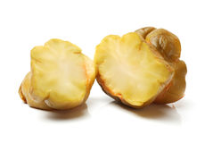 Hot pickled mustard tuber Royalty Free Stock Photos