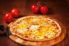 Hot Pizza Royalty Free Stock Photos