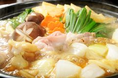 Hot pot Stock Image