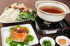Hot pot Stock Photography