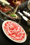 Hot pot Royalty Free Stock Image