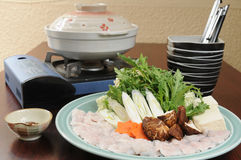 Hot pot Royalty Free Stock Images