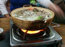 Hot pot Stock Photos