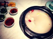 Hot Pot in China stock photos