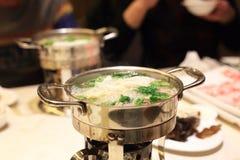 Hot pot Stock Image