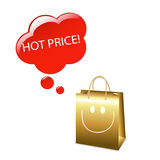 Hot Price Royalty Free Stock Image