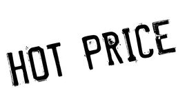 Hot Price rubber stamp Royalty Free Stock Photo