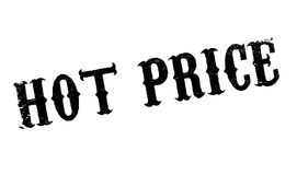 Hot Price rubber stamp Royalty Free Stock Photography