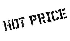 Hot Price rubber stamp Royalty Free Stock Image