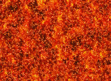 Hot red fire texture Royalty Free Stock Photography