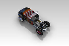 Hot Rod Royalty Free Stock Image