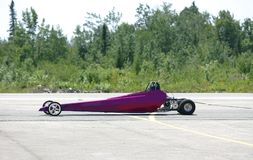 Hot rod 23. Taken at elliot lake drag races Stock Photography