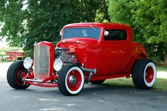 Hot Rod Royalty Free Stock Photos