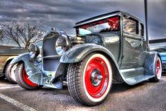 Hot rod américain de Ford des années 1920 de vintage Photos libres de droits