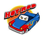Hot Rod Car Royalty Free Stock Images