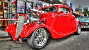 Hot rod d'Américain de vintage Image stock