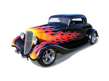 Hot rod de classique d'Anerican Photo stock