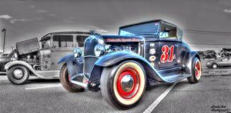 Hot rod de Ford des années 1930 de vintage Photo stock