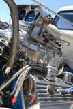 Hot Rod Engine Royalty Free Stock Images