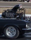 Hot Rod Engine Stock Photography