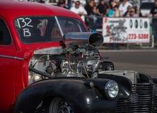 Hot Rod Engine Stock Photos