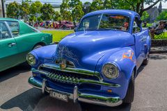Hot rod Holden. At Victorian Hot Rod & Cool Rides Show in Melbourne, Australia Stock Photography