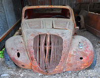 Hot rod junk car Royalty Free Stock Photography