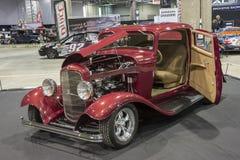 Hot rod Royalty Free Stock Photo