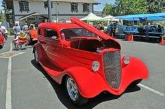 Hot Rod Sedan Stock Photos