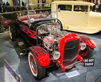 Hot Rod seen at CIAS 2014 Stock Images