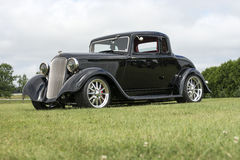 Hot rod Royalty Free Stock Images