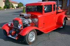 Hot rods Stock Image
