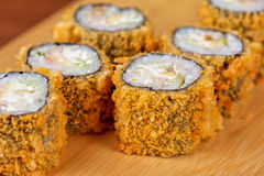 Hot roll Royalty Free Stock Photos