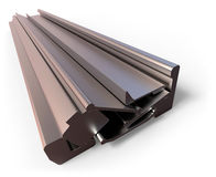 Hot rolled steel Stock Photos
