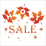 Hot sale background Stock Images