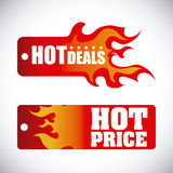 Hot sale. Design,  illustration eps10 graphic Royalty Free Stock Image