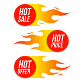 Hot sale price Stock Image