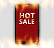 Hot Sale Red Design Stock Photos
