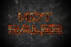 Hot Sales royalty free stock image