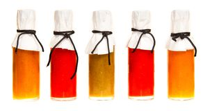 Hot Sauce Royalty Free Stock Photos