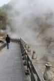 Hot sea park in tengchong, yunnan, china Stock Photos
