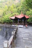 Hot sea park in tengchong, yunnan, china Stock Photo