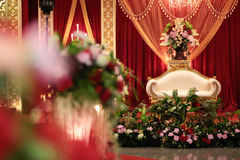 Hot Seats Royalty Free Stock Photos