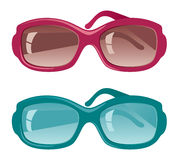 Hot Shades Stock Images