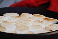 Hot Smores Dip Stock Images