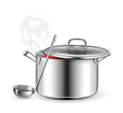Hot soup Royalty Free Stock Photo