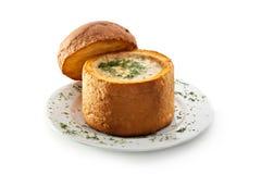 hot soup Στοκ εικόνες με δικαίωμα ελεύθερης χρήσης