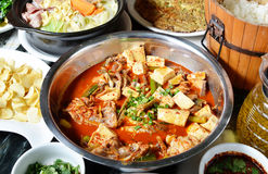 Hot and sour fish Stock Photo
