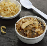 Hot and Sour Soup Stock Photography