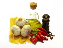 Hot Spaghetti Stock Photos